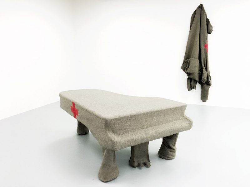 Piano van Beuys